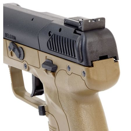 Pistolet FN Herstal Five Seven Co2 BlowBack Marushin Tan - 200509