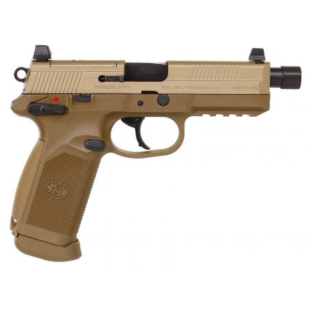 Pistolet FN Herstal FNX-45 Tactical Gaz GBB Blowback TAN - 200503