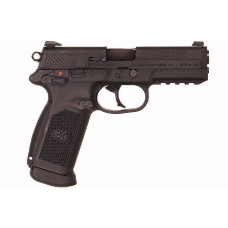 Pistolet FN Herstal FNX-45 Version Civilian Gaz GBB Blowback Noir  - 200514