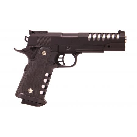 Pistolet HI CAPA Spring Full Metal Plan Beta - Noir