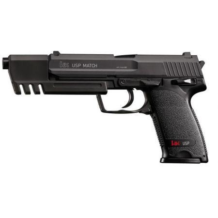 Pistolet HK (Heckler & Koch) USP Match NBB Gaz 2 Joules Umarex - 25632