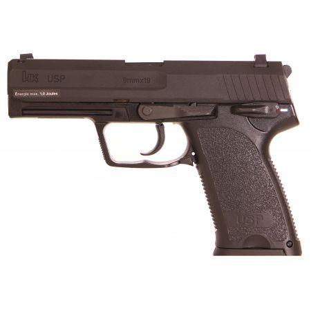 Pistolet HK USP GBB Gaz Blowback Culasse Metal Umarex VFC Noir - 26437