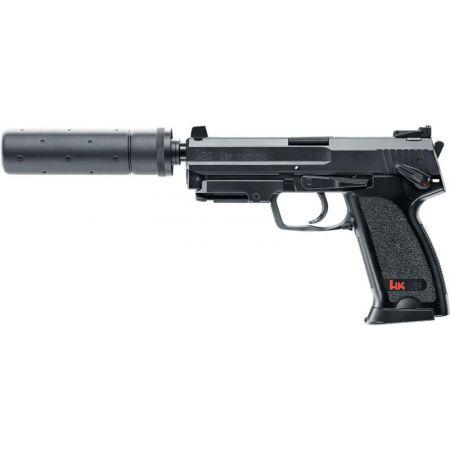 Pistolet HK USP Tactical AEP (Heckler & Koch H&K) Umarex Noir 25976