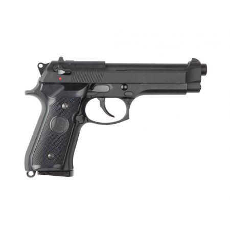 Pistolet M9 (KJWorks) ABS Blowback Noir 13466