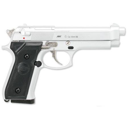 Pistolet M9 M92 Gaz GNB STTI ASG Silver - 11557