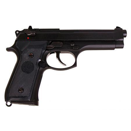 Pistolet M92F M9 Military Model GBB Gaz Tokyo Marui - Noir