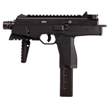 Pistolet Mitrailleur B&T MP9 A3 Gaz SMG GBB Blowback Noir - 16802