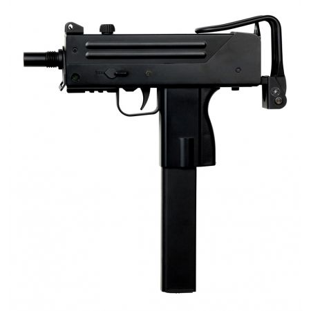 Pistolet Mitrailleur Cobray Ingram MAC10 (M10) JG AEP (AEG) ASG 16262