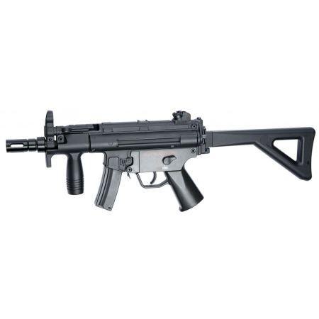 Pistolet Mitrailleur MP5K BT5 PDW (MP5) AEG Metal Avec Croose Pliable - 17522
