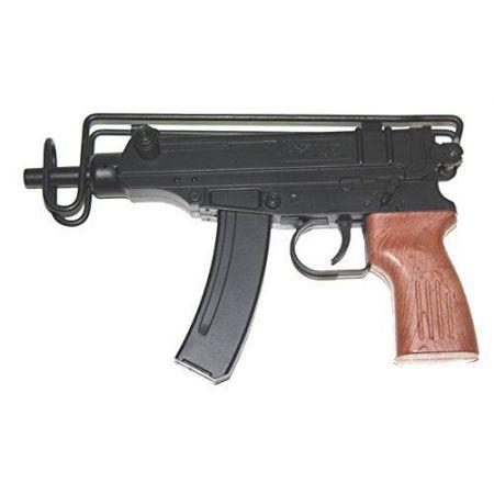 Pistolet Mitrailleur Scorpion VZ61 M37F Spring Double Eagle - PA-SP-AC80006