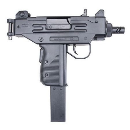 Pistolet Mitrailleur UZI IWI Spring Umarex Noir - 25882
