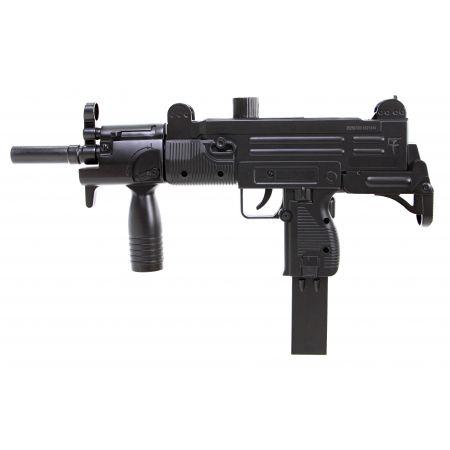 Pistolet Mitrailleur UZI Spring Noir - Saigo Defense - SG00004