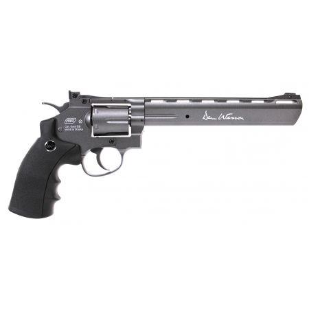 Pistolet Revolver Dan Wesson 8 Noir Co2 Full Metal 17477