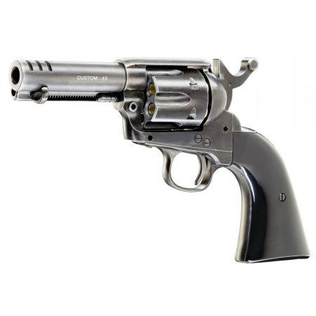 Pistolet Revolver Legends Custom .45 Co2 Colt Peacemaker 2 Joules 26355