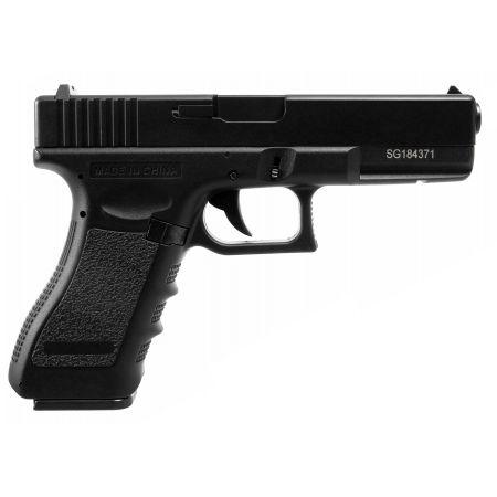 Pistolet Saigo 18 G18c CM030 Electrique AEP Saigo Defense - Noir