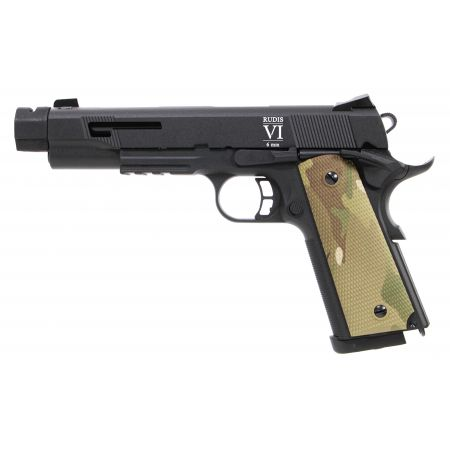 Pistolet Secutor 1911 Rudis VI Custom Co2 GBB Multicam - SAR0036
