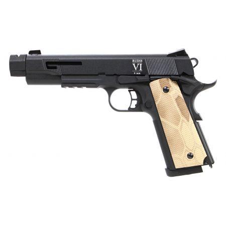 Pistolet Secutor 1911 Rudis VI Custom Co2 GBB Nomad - SAR0035