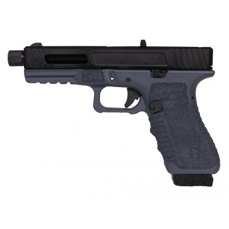 Pistolet Secutor G17 S17 Gladius Navy Grey GBB Blowback Co2 Gaz - SAG0003