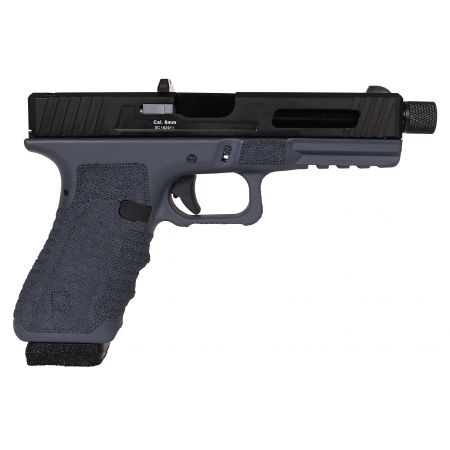 Pistolet Secutor G17 S17 Gladius Navy Grey GBB Blowback Co2 Gaz - SAG0003