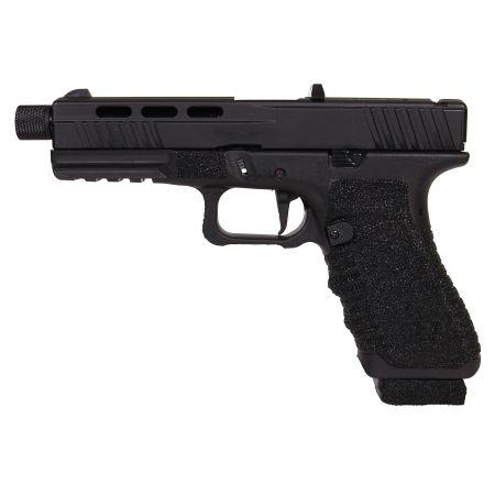 Pistolet Secutor G17 S17 Gladius Noir GBB Blowback Co2 Gaz - SAG0002