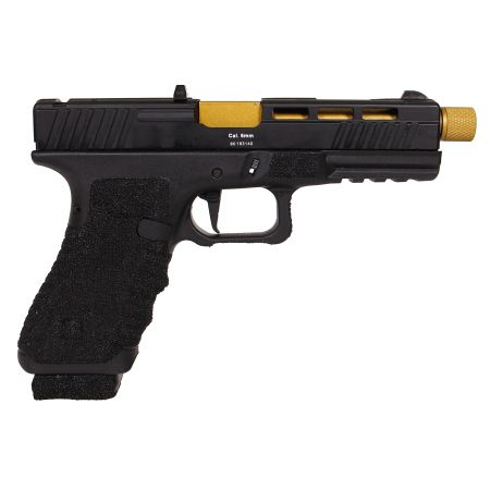 Pistolet Secutor G17 S17 Gladius Or GBB Blowback Co2 Gaz - SAG0004
