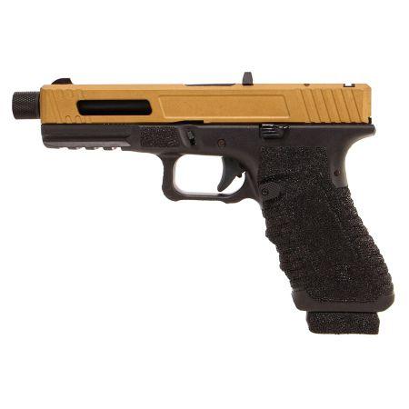 Pistolet Secutor Gladius 17 Acta Non Verba Co2 GBB Blowback - Bronze