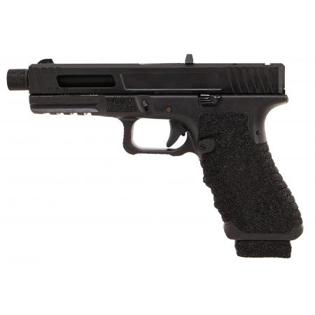 Pistolet Secutor Gladius 17 Acta Non Verba Co2 GBB Blowback - Noir