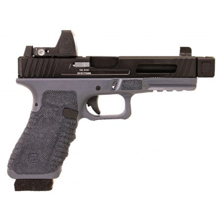 Pistolet Secutor Gladius 17 Custom Co2 GBB Blowback - Navy Grey