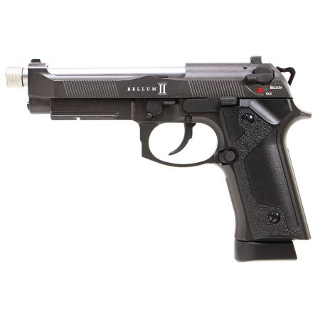 Pistolet Secutor M92 Bellum II Co2 GBB Grey - SAB0002
