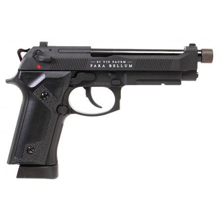 Pistolet Secutor M92 Bellum X Co2 GBB Noir - SAB0001