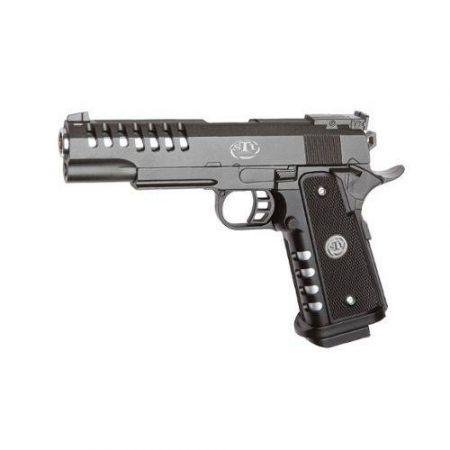 Pistolet STI Combat Master Spring Full Metal Avec Rail 16780