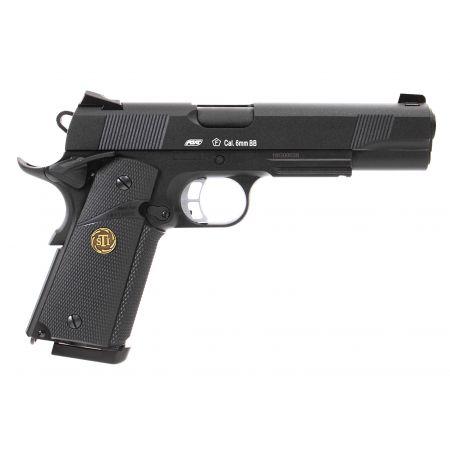 Pistolet STI TAC Master 1911 MEU KJW KP07 Gaz Metal Blowback - 17181