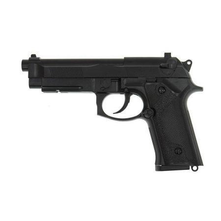 Pistolet STTI Gaz M9 M92 Vertec Elite NBB Noir - PA-GAZ-1041