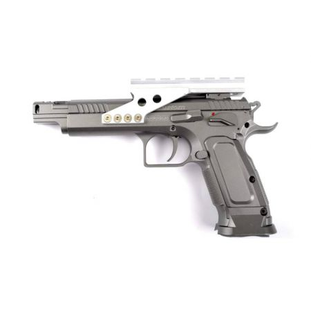 Pistolet Tanfoglio Gold Custom Eric Grauffel Full Metal Blowback Rail 350500