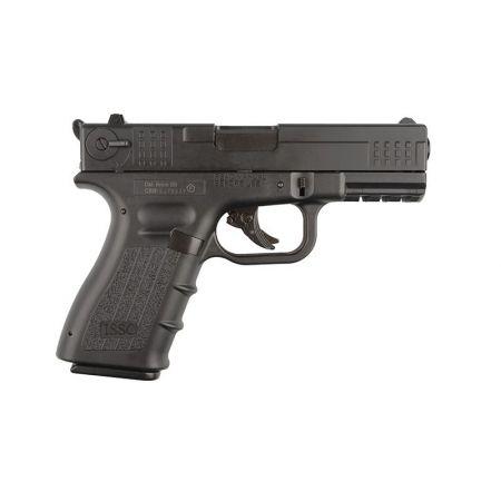 Pistolet Tolmar ISSC Austria M22 Co2 Noir - Culasse Metal & Blowback - 080-002