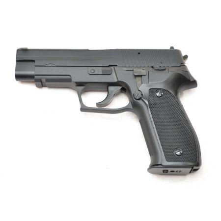 Pistolet Type SIG P226 Gaz NBB STTI Noir - PA-GAZ-1058