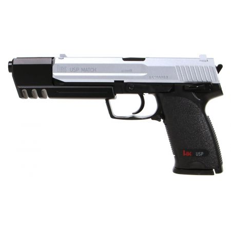 Pistolet USP Match Spring Bicolore HK Heckler & Koch - 25631