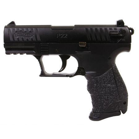 Pistolet Walther P22Q Spring Culasse Metal Umarex Noir - 25891