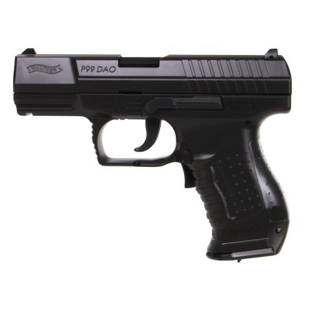 Pistolet Walther P99 DAO AEP Electrique Semi & Full Auto Blowback - 25715
