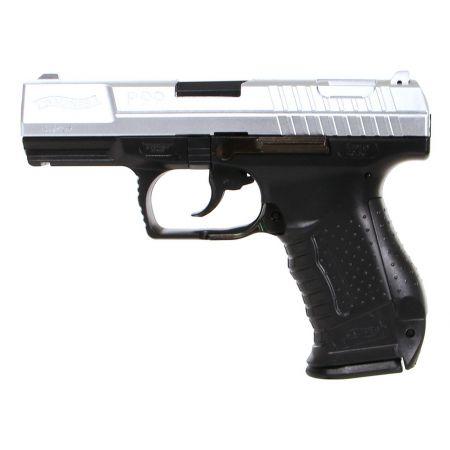 Pistolet Walther P99 Spring Bicolor (Noir & Silver) - Umarex - 25544