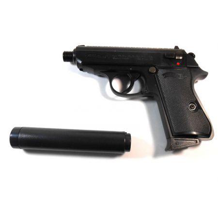 Pistolet Walther PPK/S Extra Kit Spring Noir - 25108