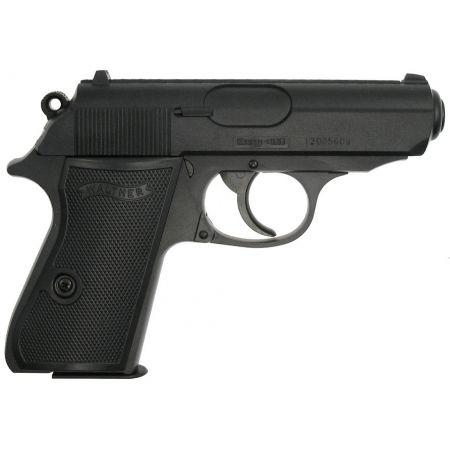 Pistolet Walther PPK/S Spring Culasse Métal Umarex Noir - 25007