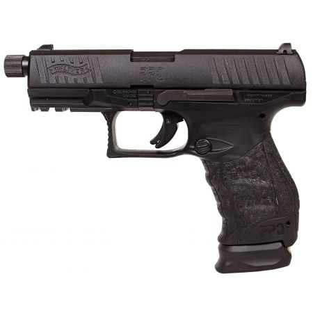 Pistolet Walther PPQ M2 Navy Duty Kit Co2 Blowback VFC Noir - 25961