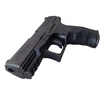 Pistolet Walther PPQ Spring Noir Avec Rail 25196