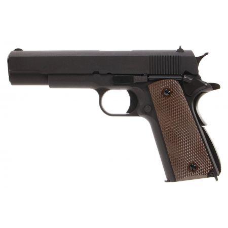 Pistolet WE 1911 A1 Original GBB Gaz Blowback Full Metal
