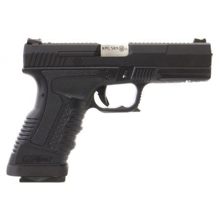 Pistolet WE GP1799 GBB Gaz Blowback - Noir