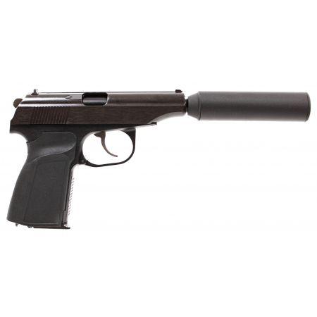 Pistolet WE Makarov PMM Baikal GBB Gaz Blowback Full Metal Noir 500634