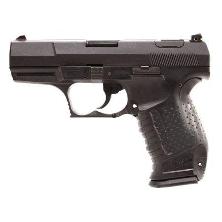 Pistolet WE P99 GBB Gaz Blowback Culasse Métal Noir - 500576