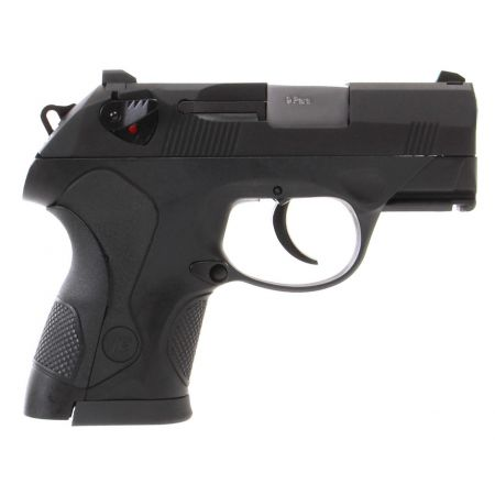 Pistolet WE PX4 Bulldog Compact GBB Gaz Blowback - Noir