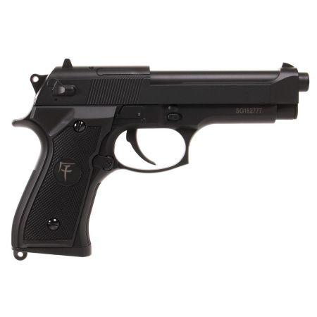 Pistolet Yakuza M92 LiPO AEP Électrique Noir - Saigo Defense